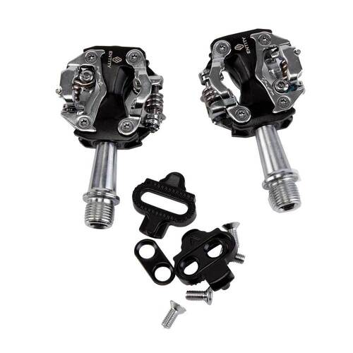 Entity MP15 SPD Mountain Bike Pedals - Shimano Compatible with Cleats