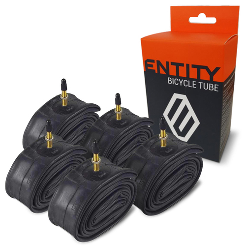 5x Entity Inner Tube 700x18-28c Presta Valve 48mm Road Bike