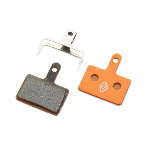 Entity BP01 Disc Brake Pads - Metallic