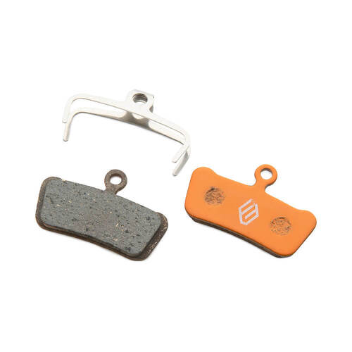 Entity BP04 Disc Brake Pads - Metallic