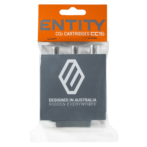Entity CC16 CO2 Replacement Cartridges (3)