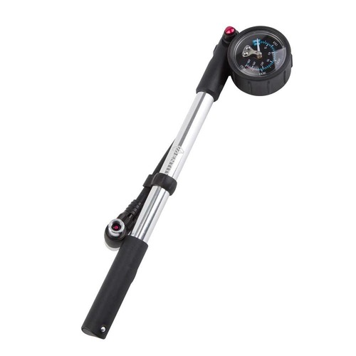 Entity SP15 Bicycle Shock Pump with Gauge