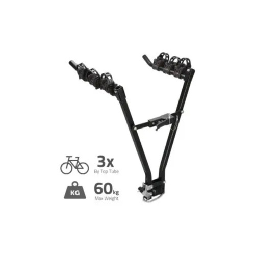 Entity CRBQR3 Car Bike Rack for 3 bikes